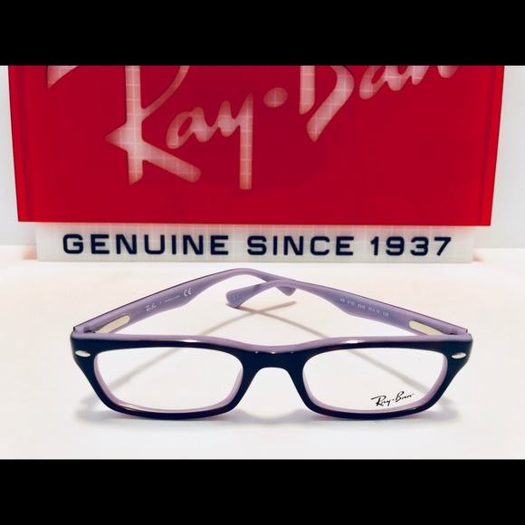 981c1a7894a Ray-Ban Women s Eyeglasses Top Havana Violet New. M 5b3bc57003087ca43c44c129